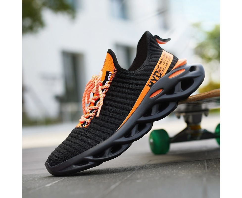 2020 New Men Shoes Casual Breathable